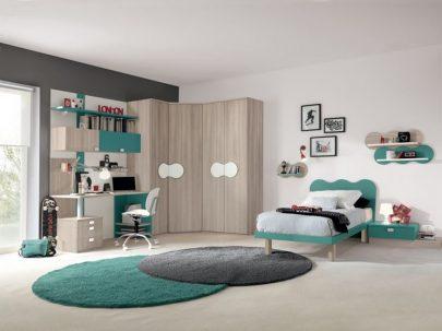 Come arredare una camera da letto per ragazzi - ScuolaDelia