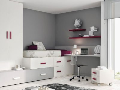 Come arredare una camera da letto per ragazzi scuoladelia for Arredamento camera ragazzo
