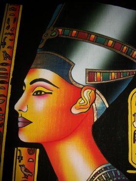 Trucco egiziano come veniva fatto? Esempi per bambini, uomo e donna ,  ScuolaDelia