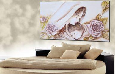 Come scegliere il quadro per la camera da letto - ScuolaDelia
